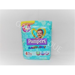 PAMPERS BABY DRY 4 MAXI...