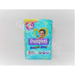 PAMPERS BABY DRY 5 JUNIOR...
