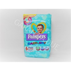 PAMPERS BABY DRY 6...