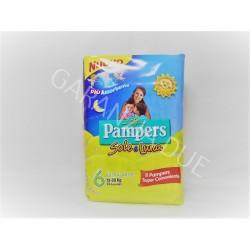 PAMPERS SOLE LUNA 6...