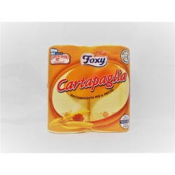 FOXY CARTAPAGLIA 2 ROT.