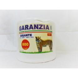 GARANZIA MONOROTOLO 2 VELI...