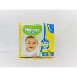 HUGGIES UNISTAR 2 3/6 KG