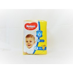 HUGGIES UNISTAR 3 4/9 KG