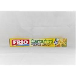 FRIO CARTA FRITTI FOGLI 20