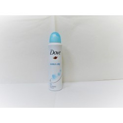 DOVE DEO SPRAY COTTON DRY...