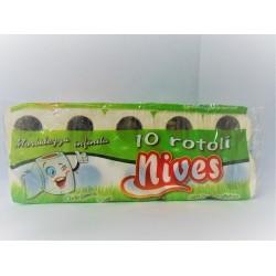 NIVES IGIENICA 10 ROT.