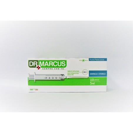 DR MARCUS SIRINGHE STERILI PZ. 10 ML. 5