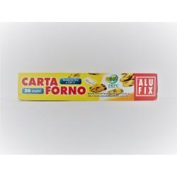 ALUFIX CARTA FORNO MT. 50...