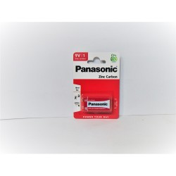 PANASONIC 9 VOLTS