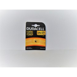 DURACELL D 376/377