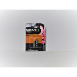 DURACELL CL 123