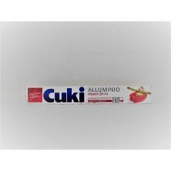 CUKI ALLUMINIO MT. 16