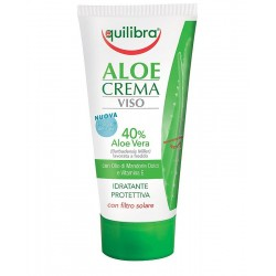 EQU. CREMA VISO ALOE ML. 75