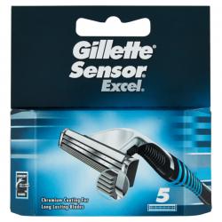 GILLETTE SENSOR EXCEL RIC....